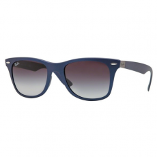 Ray-Ban RB4195 60158G WAYFARER LITEFORCE BLUE GRAY GRADIENT napszemüveg