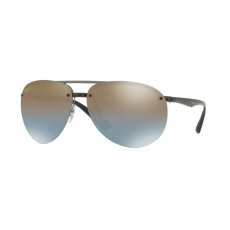 Ray-Ban RB4293CH 876/J0 GREY BLUE MIRROR GOLD GRADIENT POLAR napszemüveg