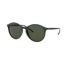 Ray-Ban RB4371 601/71 BLACK GREEN napszemüveg