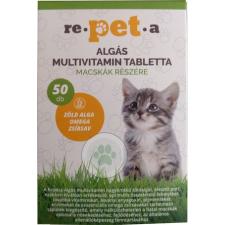 Re-pet-a algás multivitamin tabletta macskáknak vitamin, táplálékkiegészítő macskáknak