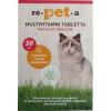 Re-pet-a multivitamin tabletta macskáknak