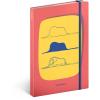 REALSYSTEM Design notesz - Le Petit Prince – Boa, lined, 13 x 21 cm