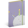 REALSYSTEM Design notesz - Le Petit Prince  Planet, unlined, 13 x 21 cm