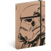 REALSYSTEM Design notesz - Star Wars – Kraft Clone, lined, 13 x 21 cm