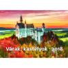 REALSYSTEM Falinaptár 2018 - Várak, kastélyok - 46x32cm