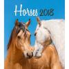 REALSYSTEM Falinaptár - Horses 2018, 30 x 34 cm