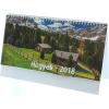 REALSYSTEM Képes asztali naptár - Hegyek álló 7951