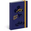REALSYSTEM Képes heti naptár - Mickey 2018, 10,5 x 15,8 cm