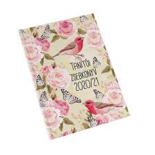 REALSYSTEM Tanítói zsebkönyv, A5, heti, REALSYSTEM, rózsa naptár, kalendárium
