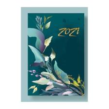 REALSYSTEM Zsebnaptár REALSYSTEM 2 Day B/6 kétnapos álló fehér lapos Motívum 2021. naptár, kalendárium