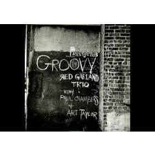 Red Garland Trio - Groovy (Cd) jazz