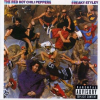 Red Hot Chili Peppers Freaky Styley CD