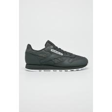 Reebok Classic - Cipő Cl Leather Mu - szürke - 1373200-szürke