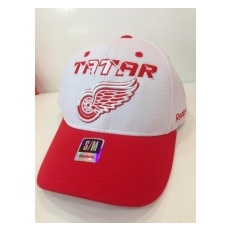 Reebok Detroit Red Wings Siltes sapka Tomas Tatar # 21 Structured Flex 15 - L/XL