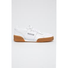 Reebok - Gyerek cipő Workout Plus Jr - fehér - 1330889-fehér