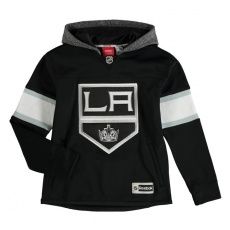 Reebok Los Angeles Kings Gyerek pulóver FaceOff Jersey Hoodie - DětskĂŠ M (9 - 11 let), Distribuce: USA