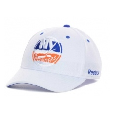 Reebok New York Islanders baseball sapka NHL White Out Flex - L/XL