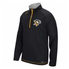 Reebok Pittsburgh Penguins Pulóver Center Ice Baselayer 1/4 zip 15 - XL