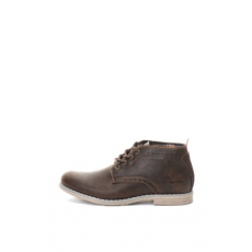 Refresh , Műbőr chukka cipő, Barna, 42 (64471-BROWN-42)