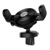 REMAX RM-C32 Air Vent Car Phone Holder automatikus zár fekete