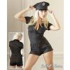 Rendőrnő minioverall
