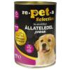Repeta Selection Junior vaddisznós és bárányos konzerv kutyáknak sütőtökkel 415 g