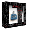 Replay Essential For Him Szett 30+100