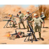 Revell - British 8th Army WWII figura makett