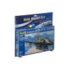 Revell Model Set Mirage 2000D repülő makett revell 64893