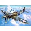 Revell Supermarine Spitfire Mk.22/24 katonai repülő makett revell 4704