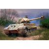 Revell Tiger II Ausf. B (Porsche Prototype Turret) tank harcjármű makett 3138