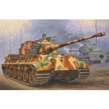 Revell Tiger II Ausf. B tank harcjármű makett revell 3129 makett figura