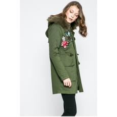 Review - Kapucnis kabát - oliva színű - 1100621-oliva színű