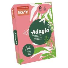"""REY Másolópapír, színes, A4, 80 g,  """"Adagio"""", neon málna fénymásolópapír"""