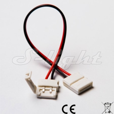 RGB LED szalaghoz toldóelem vezetékkel villanyszerelés