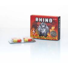 RHINO - természetes étrendkiegészítő férfiaknak (4db) potencianövelő