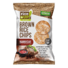 Rice Up barnarizs chips 60 g barbecues, gluténmentes