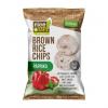 Rice Up Barnarizs chips, 60 g, , paprikás