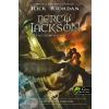 Rick Riordan RIORDAN, RICK - PERCY JACKSON ÉS AZ OLIMPOSZIAK V. - FÛZÖTT