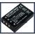 Ricoh Caplio Pro G3 3.7V 2200mAh utángyártott Lithium-Ion kamera/fényképezőgép akku/akkumulátor