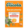 Ricola Narancsmenta cukormentes svájci gyógynövény cukorkák 40 g
