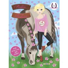 - RIDER FASHION 4 - HORSES PASSION (I LOVE HORSES) gyermek- és ifjúsági könyv