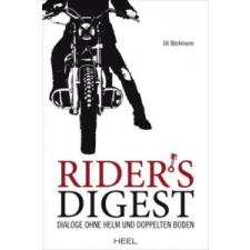 Rider's Digest – Uli Böckmann idegen nyelvű könyv