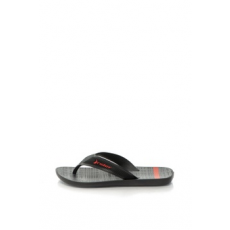 Rider , Strike Plus flip-flop papucs, Fekete, 43.5 (11073-02049-BLACK-RED-DARK-GREY-43.5)