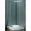 Riho Hamar 100X100 szögletes zuhanykabin