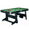 Riley FS-6 TT-1 biliárdasztal deszkával asztaliteniszhez és dartshoz, összecsukható