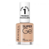 Rimmel Super Gel French Manicure körömlakk, 093 Caramel Nude, 12 ml (3614223735624)