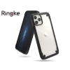 Ringke Apple iPhone 12/12 Pro ütésálló hátlap - Ringke Fusion X - black