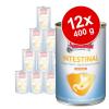 RINTI Dog gazdaságos csomag 12 x 400 g - Intestinal bárány