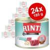 RINTI Sensible gazdaságos csomag 24 x 185 g - Bárány & rizs